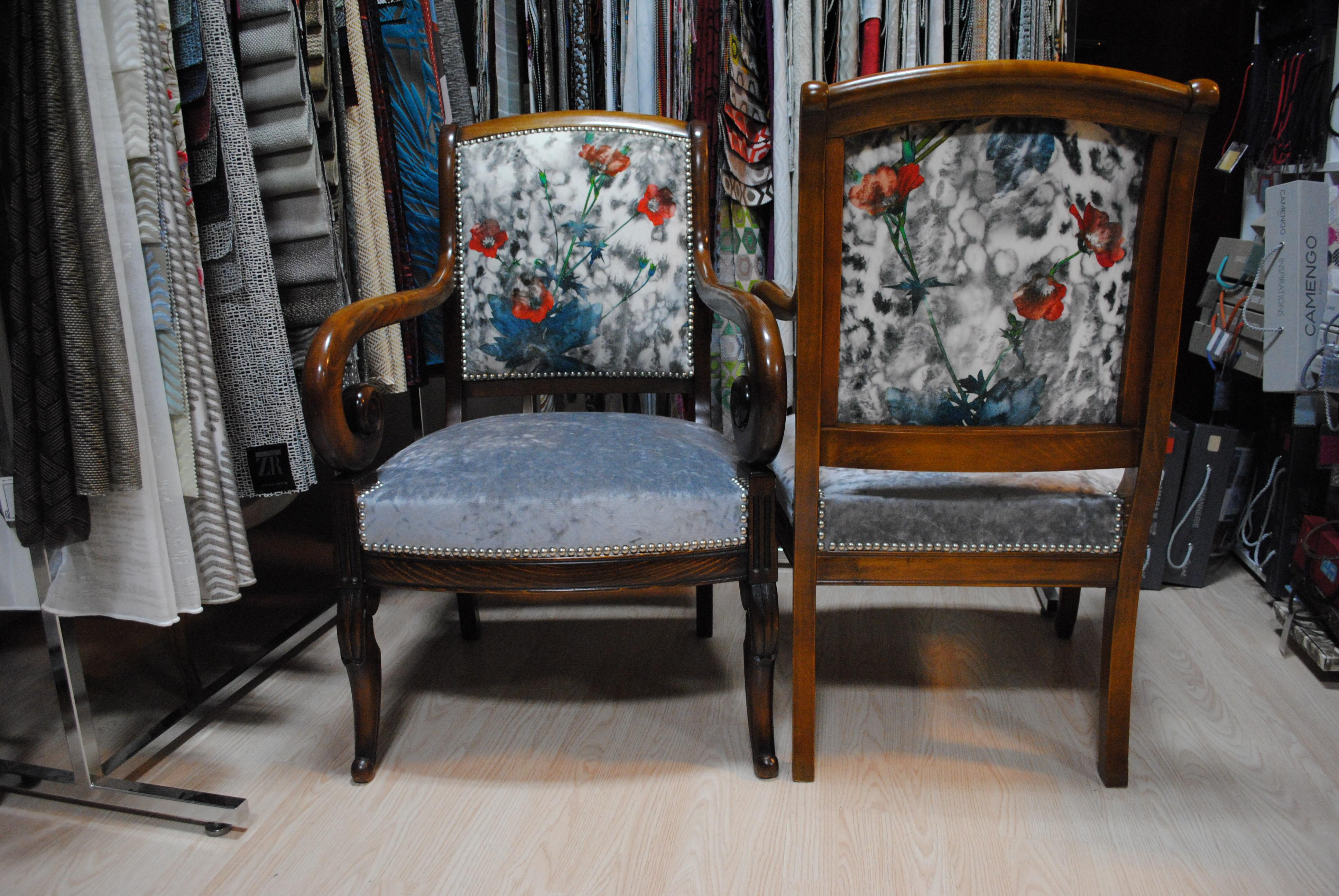Tapissier Paris 20 l'atelier de tigrid, maitre artisan tapissier d'ameublement